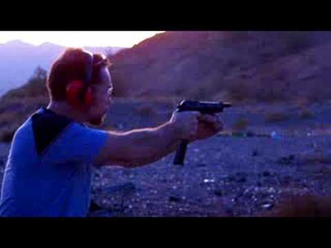 Beretta 93R 32 round Mag Dump!