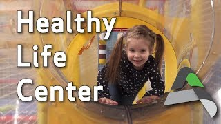 Healthy life center   spotlight on youth activities