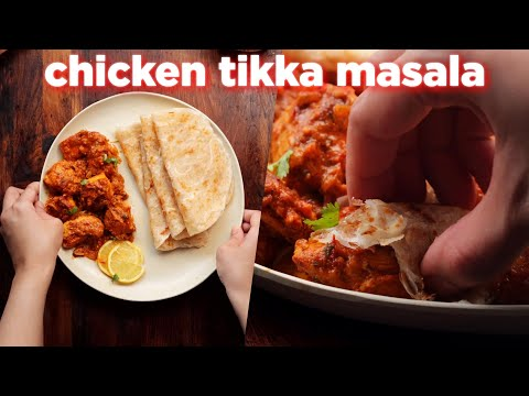 The Best Homemade Chicken Tikka Masala Recipe