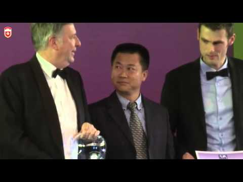 The International Awards for Liveable Communities Ceremony; Xiamen China 2013