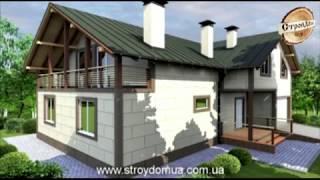 Проекты домов по канадской технологии из сип панелей от «Строй Дом UA»
