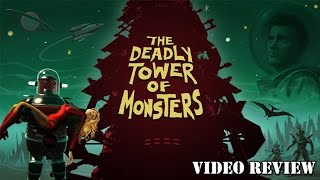 Review: The Deadly Tower of Monsters (PlayStation 4 & Steam) - Defunct Games