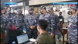 ZONA MARITIM - SERBUAN VAKSIN TNI ANGKATAN LAUT- JUMAT, 23 JULI 2021