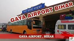 GAYA INTERNATIONAL AIRPORT || Gaya airport || gaya bihar ,india
