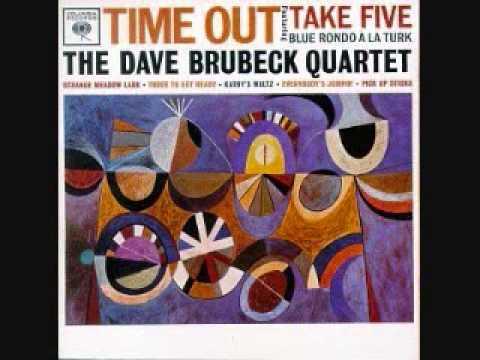 Brubeck Quartet Time Out Album