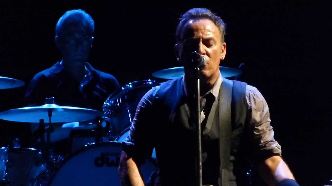 Bruce Springsteen 2013-05-08 Turku - Wages Of Sin (world debut)