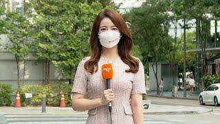 [날씨] 전국 폭염특보, 밤낮없는 무더위…내륙 소나기 / 연합뉴스TV (YonhapnewsTV)