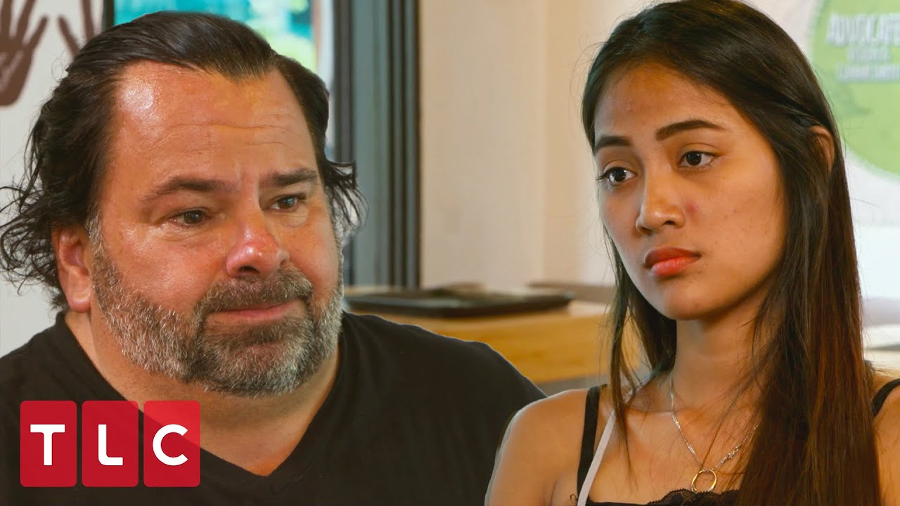 Rose Forgives Ed 90 Day Fiance Before The 90 Days Youtube