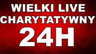 POMÓŻMY PANU WOJTKOWI! ☆ WIELKI STREAM CHARYTATYWNY 24H ☆ MGT POMAGA