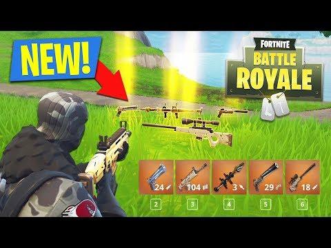 NEW UPDATE!! *SOLID GOLD CHALLENGE*  10,000+ KILLS  566+ WINS Fortnite Battle Royale