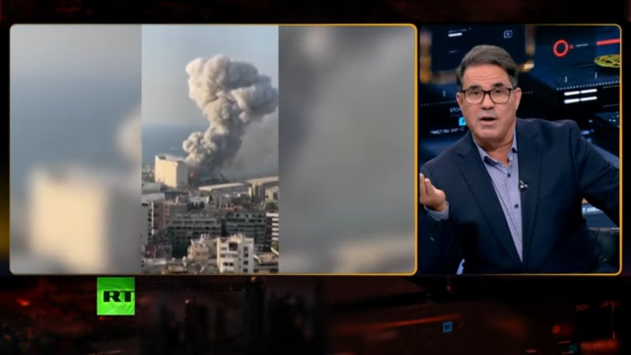 Download Israel shells Lebanon as country plummets into anarchy (Full show)