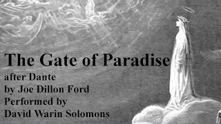 The Gate of Paradise by Joseph Dillon Ford sung by David Warin Solomons