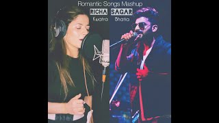 Romantic Songs Mashup I Sagar Bhatia | Richa Kwatra | 2020