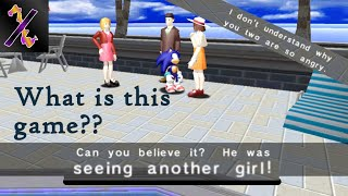 Sonic Adventure DX: Partie 5 - Sommes-Nous Vraiment Sûr que C'Était Un Jeu d'Enfants???