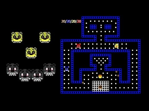 FNAF PAC-MAN 4 | Nightmare + 20/20/20/20