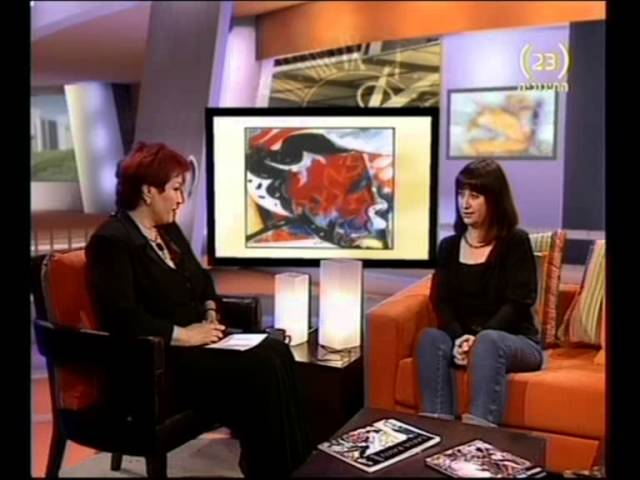 אילנה רביב מתארחת בתוכנית המועדון עם שוש עטרי 25-02-08