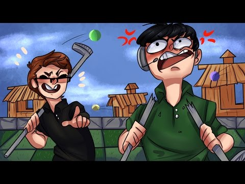THE GREATEST NOGLA RAGE QUIT! – Golf It Funny Moments