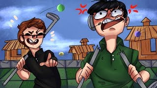 THE GREATEST NOGLA RAGE QUIT! - Golf It Funny Moments