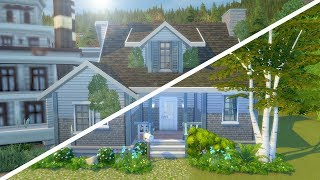 STEAMBOAT SHORES // The Sims 4: Fixer Upper - Home Renovation