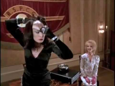 Anjelica Huston - Grand High Witch (Best moments 4)