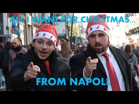 All I Want for Christmas... from Napoli! - Nati Con La Camicia