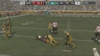 Madden 17 :: Jaguars Vs. Buccaneers-Facing SCREAMERS! ::  Madden NFL 17 Online Gameplay