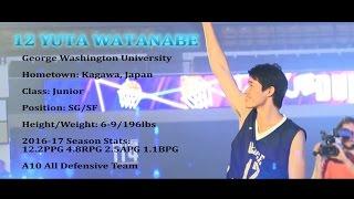Yuta Watanabe/渡邊雄太 2017 Season Mix