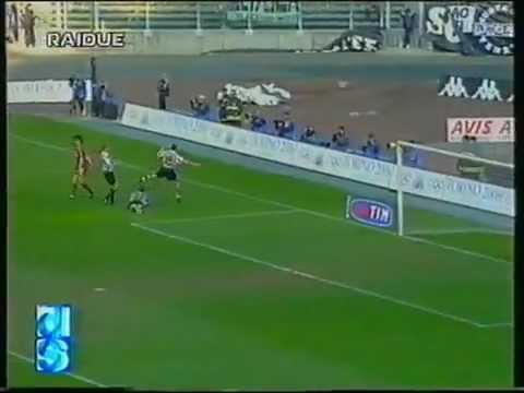 Juventus - Roma 1-1 (21.03.1999) 9a Ritorno Serie A.
