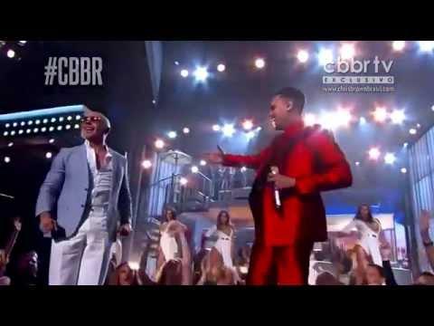 Pitbull Feat  Chris Brown   Fun BillBoard Music Awards performance