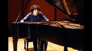 Aram Khachaturian Piano Sonata -  Maxim Lando