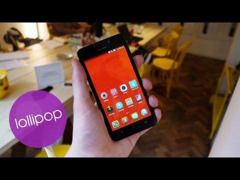 Android 5.0 Lollipop en HUAWEI Y635