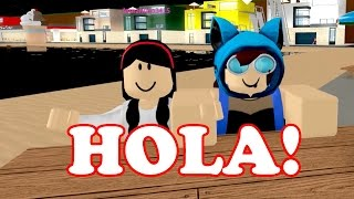 Roblox / I DON'T SPEAK SPANISH!! / City Life / GamingwithPawesomeTV