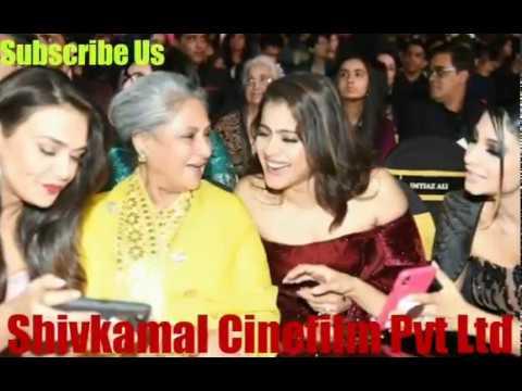 Rajkumar Rao & Vidya Balan won Filmfare funny Kajol Alia Bhat etc on red carpet Jiofilmfareawards18