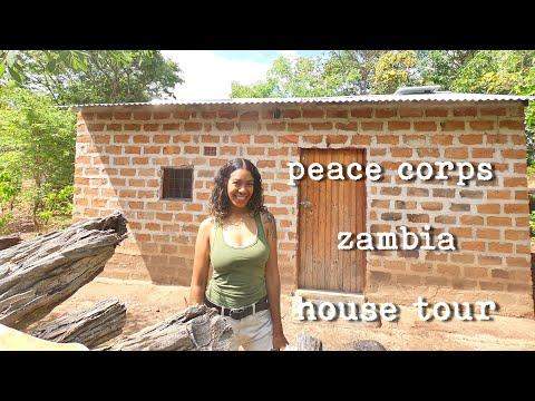 Peace Corps Zambia House Tour