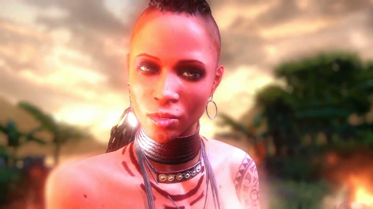 Far Cry 3 - Meet Citra & Dennis Trailer - YouTube