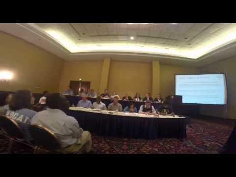 2014 Special Olympics Pennsylvania Athlete Congress Report