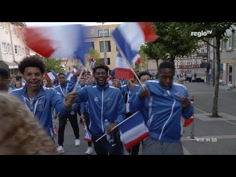 Die Welt zu Gast in Böblingen: Partnerstadtolympiade | Wir in BB