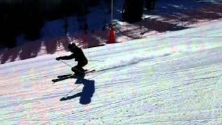 Ski Running en La Pala, Gran Pallars.