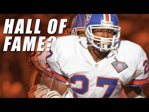Should Steve Atwater be in the Hall of Fame?