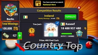 How To Get Free 600 Cash Trick + Topping Country Leader Board+100B Total Winnings [No Hack/Cheat]