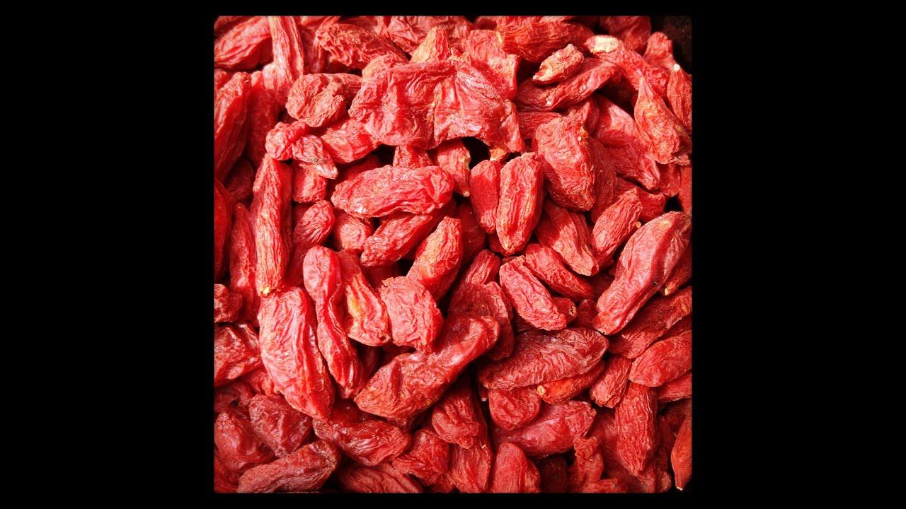 Goji Berries Superfood Powders