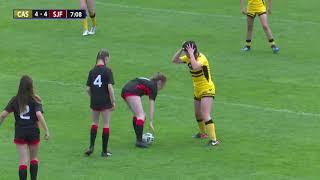 Castleford Academy 20-26 St John Fisher | Year 7 Girls Champion Schools Final 2019