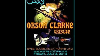 """One"" Song - We Got the Funk Tribute to Orson Clarke"