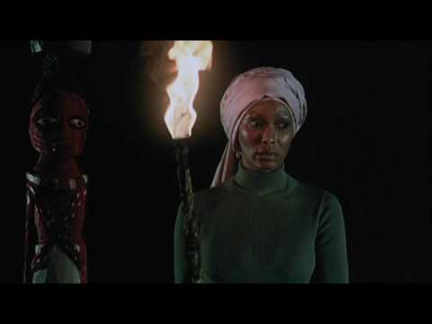 Blaxplotiation Clip: Lord Shango (1975, starring Marlene Clark and Lawrence Cook)