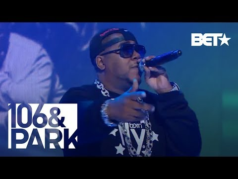 Twista Performs Classic Hits on 106 & Park - 8/14/14