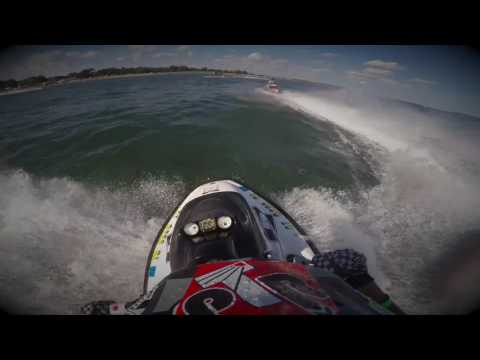 Rd.3 Region 8 Jetski Racing Walnut Beach Runabout 800 on Sea-Doo SPX