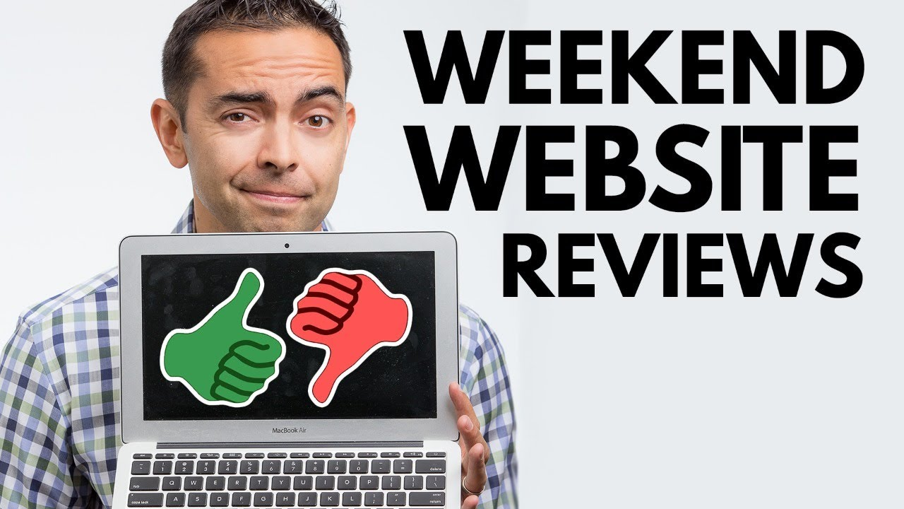 Weekend Website Reviews - The Income Stream with Pat Flynn - Day 65