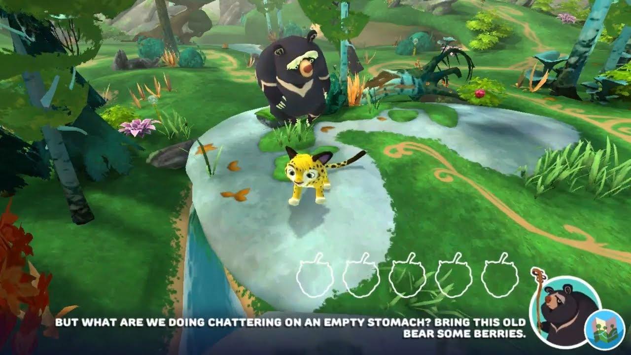 Лео и Тиг (Leo and Tig) - Gameplay Walkthrough (iOS, Android)