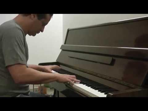 GENESIS - Afterglow (Piano Instrumental arrangement) by ARIEL ROVNER
