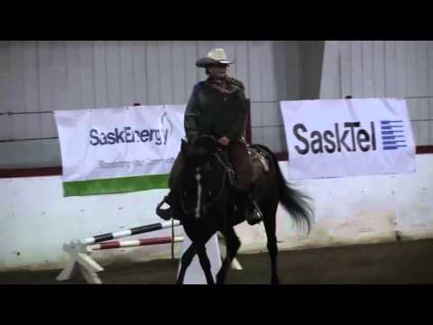 Cowboy Dressage in Moose Jaw